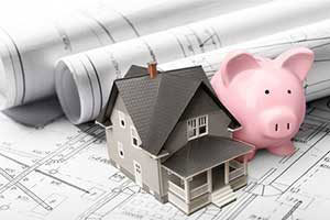 construction plan for home after obtaining a home improvement loan