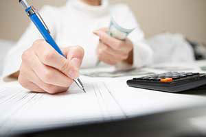 woman determining if a home equity loan is right for her