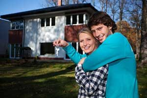 Couple bought home with Herndon, VA first time home buyer loan