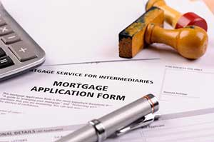 Mortgage application assisted by Annandale, VA mortgage brokers