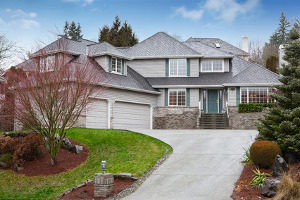 giant house financed through jumbo loans issued by a mortgage broker