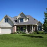 house in Fairfax, VA that is used as collateral in a home equity loan