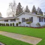 small rambler home where the homeowners are eligible for a first time home buyers loan