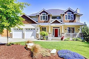 a home that is eligible for an energy efficient mortgage and was audited by a Fairfax mortgage broker to prove its eligibility