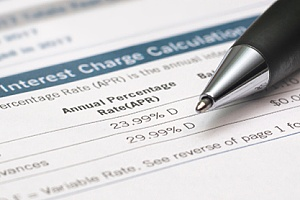 annual percentage rate on a mortgage statement