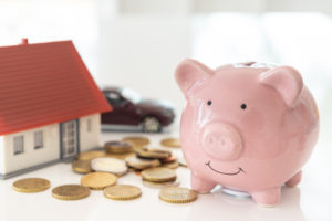 some first-time home buyers might need to save for the down payment of a home