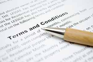 Consider terms and conditions when you are taking out a home loan