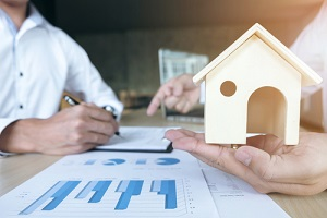 agent holds home and pointing loan documents
